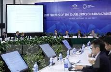 Bắt đầu Hội nghị lần thứ hai các quan chức cao cấp APEC