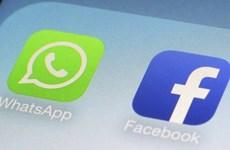 Dịch vụ WhatsApp với 1 tỷ người dùng của Facebook lại bị sập mạng
