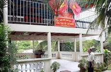 Người cựu chiến binh dành lương hưu làm nhà thờ Bác Hồ