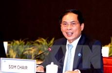 Gắn thực hiện Mục tiêu Bogor với bảo đảm bền vững trong phát triển