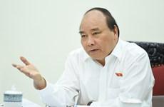 Thủ tướng: Bảo đảm đạt được mục tiêu tăng trưởng GDP 6,7%