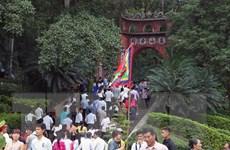 Công bố quy hoạch bảo tồn, phát huy giá trị khu di tích Đền Hùng