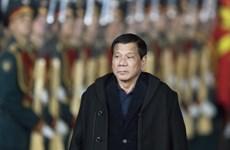 Tổng thống Philippines muốn Nga cung cấp vũ khí chống IS