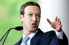 """Zuckerberg ủng hộ hệ thống phân phối thu nhập """"đủ sống"""" cho mọi người"""