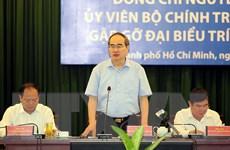 Bí thư Nguyễn Thiện Nhân: TPHCM phải là nơi đáng sống, nơi đáng đến