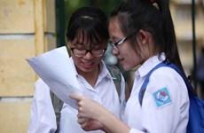 Hà Nội công bố kế hoạch tuyển sinh đầu cấp năm học 2017-2018