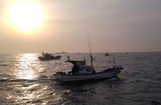 Hàn Quốc cho hồi hương 6 thủy thủ Triều Tiên bị hỏng tàu trên biển