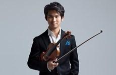 Nghệ sỹ trẻ tài năng người Nhật Bản trình diễn âm nhạc tại Việt Nam