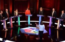 Bầu cử Anh 2017: Tranh luận trực tiếp giữa đại diện 7 chính đảng