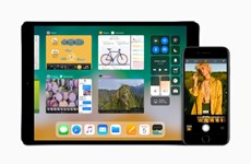 """Apple chính thức ra mắt hệ điều hành iOS 11 - """"linh hồn"""" của iPhone 8"""