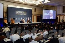 Hội nghị Tương lai châu Á tìm giải pháp duy trì sự ổn định khu vực