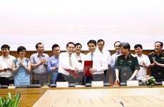 Hà Nội và Thông tấn xã Việt Nam ký kết chương trình phối hợp công tác