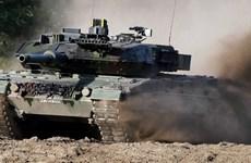 Hoạt động xuất khẩu vũ khí của Đức trên đà suy giảm mạnh
