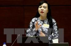 Bộ trưởng Tiến: Giá nhiều loại thuốc ở Việt Nam thấp so với khu vực