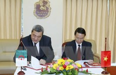 Thông tấn xã Việt Nam và Hãng thông tấn Algeria tăng cường hợp tác