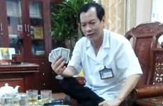 Kỷ luật một số cán bộ ngành y tế Ninh Bình tham gia đánh bài ăn tiền