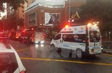 Thương vong tăng trong vụ đánh bom trung tâm thương mại ở Colombia