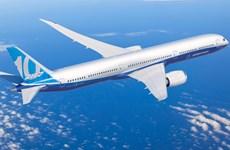 Boeing trình làng máy bay siêu tiết kiệm năng lượng 737 MAX 10