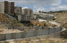 Israel khởi công xây khu định cư mới đầu tiên ở Bờ Tây sau 25 năm