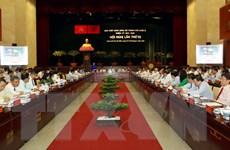 Khai mạc Hội nghị Thành ủy Thành phố Hồ Chí Minh lần thứ 10, khóa X
