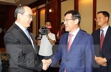 Doanh nghiệp TPHCM sẵn sàng tham gia chuỗi cung ứng toàn cầu Samsung