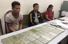 Chuyên án thu giữ 40 bánh heroin ở Sơn La: Bắt các đối tượng liên quan