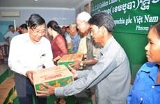 Doanh nghiệp Việt tại Campuchia với truyền thống lá lành đùm lá rách