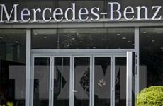 Mercedes-Benz thu hồi xe tại Trung Quốc vì lỗi trợ lực phanh