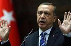 Tổng thống Thổ Nhĩ Kỳ R.Erdogan hối thúc khôi phục án tử hình