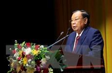 Tổng Bí thư Lào: Kiên định, phát huy quan hệ đặc biệt Lào-Việt Nam