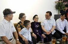 Hà Nội dành hơn 100 tỷ đồng tặng quà các đối tượng chính sách