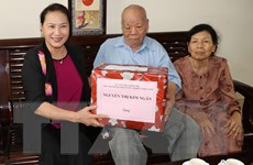 Chủ tịch nước ký quyết định tặng quà kỷ niệm ngày thương binh-liệt sỹ
