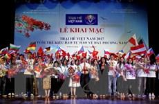 Khai mạc Trại Hè Việt Nam 2017 cho thanh niên kiều bào