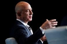 Ông chủ Amazon vượt qua Bill Gates trở thành người giàu nhất thế giới