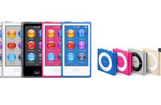 """Apple âm thầm """"khai tử"""" hai máy nghe nhạc iPod Nano và Shuffle"""