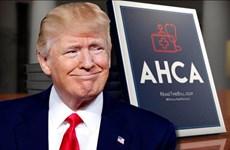 Tổng thống Mỹ hối thúc các thượng nghị sỹ ủng hộ dự luật y tế mới