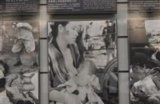 Xúc động tham quan bảo tàng bom nguyên tử Nagasaki ở Nhật Bản