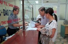 Nam Định giải quyết thủ tục hành chính qua dịch vụ bưu chính công ích
