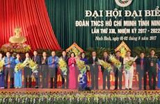 Ninh Bình tổ chức đại hội Đoàn điểm cấp tỉnh khu vực phía Bắc