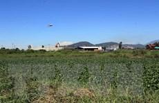 Bàn giao đất giai đoạn 2 dự án xử lý ô nhiễm dioxin sân bay Đà Nẵng