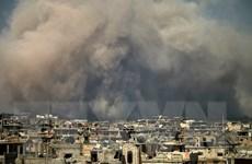 Liên quân do Mỹ đứng đầu ồ ạt không kích đầu não tài chính của IS