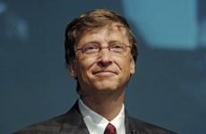 Tỷ phú Bill Gates hào phóng rút một lúc 4,6 tỷ USD làm từ thiện