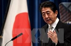 Thủ tướng Nhật Bản cam kết vì hòa bình và thịnh vượng của thế giới