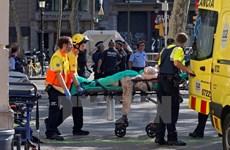 Chủ tịch nước, Thủ tướng gửi điện chia buồn về vụ khủng bố ở Barcelona