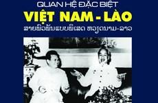 Thông tấn xã Việt Nam ra mắt cuốn sách về quan hệ đặc biệt Việt-Lào