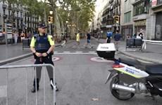 Cảnh sát Tây Ban Nha ráo riết truy nã nghi phạm khủng bố người Maroc
