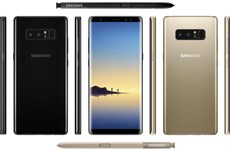 Galaxy Note 8 sẽ được bán ra ngoài thị trường vào ngày 15/9?