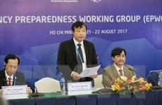 Xây dựng cơ chế chung hỗ trợ khẩn cấp thiên tai trong khu vực APEC