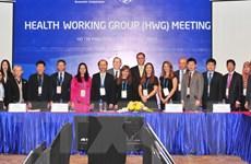 APEC 2017: Khai mạc kỳ họp thứ 2 Nhóm công tác y tế APEC