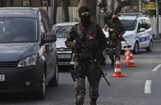 Thổ Nhĩ Kỳ đập tan âm mưu đánh bom của phiến quân PKK